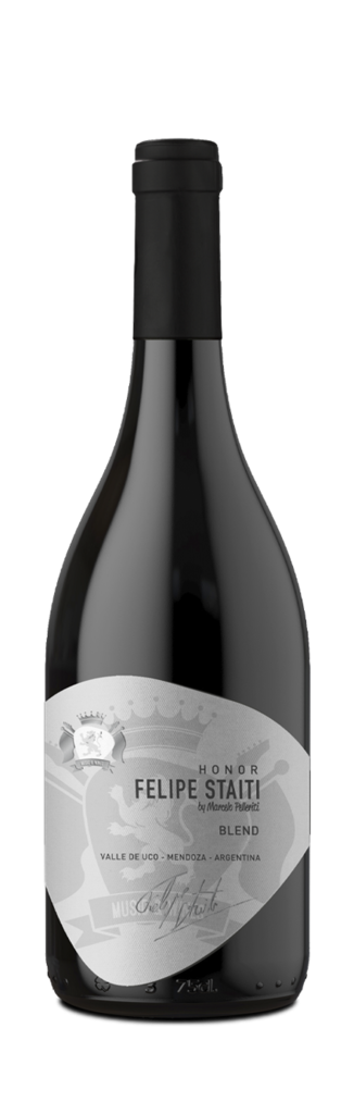 Felipe Staiti Wines Honor Bottle Preview