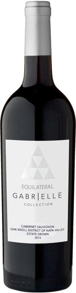 O'Connell Family Wines Gabrielle Collection Equilateral Cabernet Sauvignon Bottle Preview