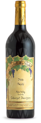 Nickel & Nickel State Ranch Cabernet Sauvignon, Yountville