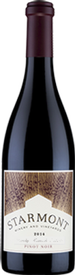 Starmont Winery & Vineyards Pinot Noir, Stanly Ranch Estate Bottle Preview