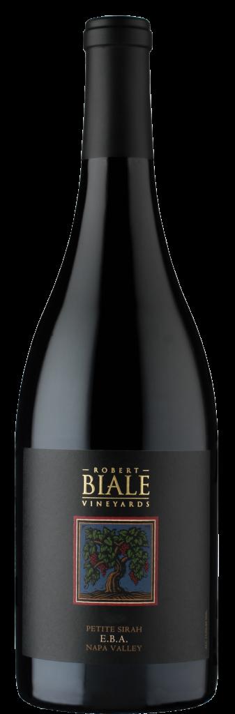 Robert Biale Vineyards E.B.A. Petite Sirah Bottle Preview