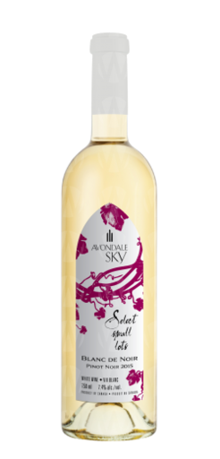 Avondale Sky Winery Pinot Noir Blanc de Noir Select Small Lots