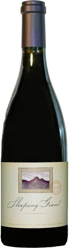 Sleeping Giant Sleeping Giant Pinot Noir Dearden Vineyard Bottle Preview