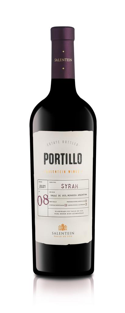 Bodegas Salentein Portillo Syrah Bottle Preview