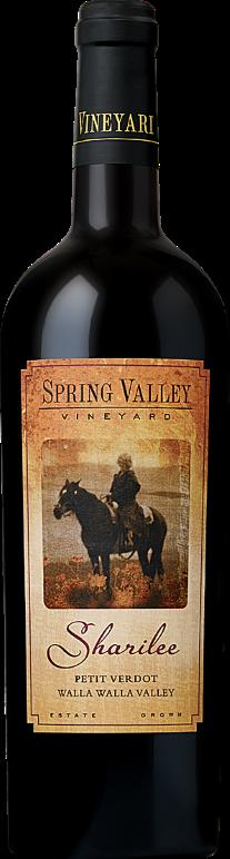 Spring Valley Vineyard Sharilee Petit Verdot Bottle Preview
