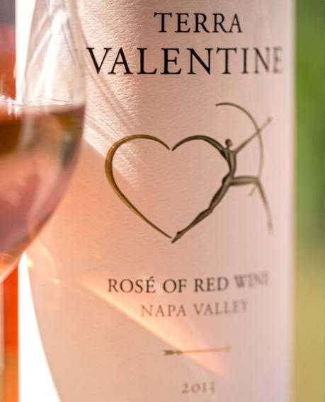 Terra Valentine NAPA VALLEY ROSE Bottle Preview