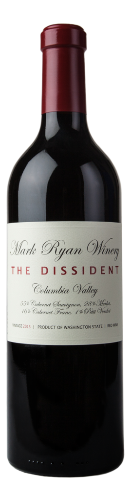 Mark Ryan Winery The Dissident Red Bottle Preview