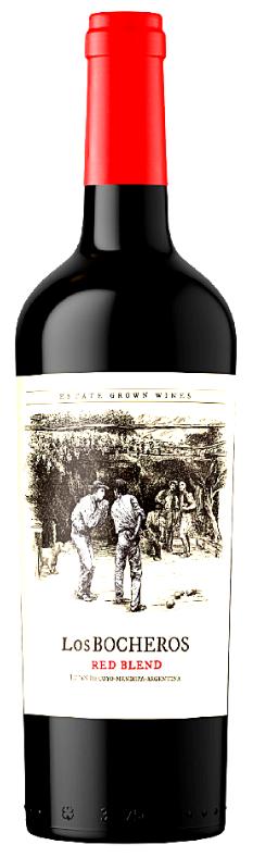 Lamadrid Estate Wines Los Bocheros - Red Blend Bottle Preview
