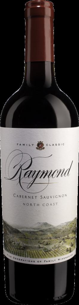 Raymond Vineyards Family Classic Cabernet Sauvignon Bottle Preview