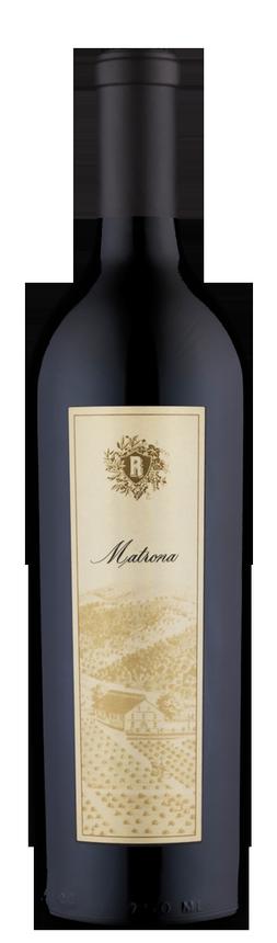 Regusci Winery Matrona Red Wine Bottle Preview