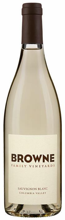 Browne Family Vineyards Sauvignon Blanc Bottle Preview