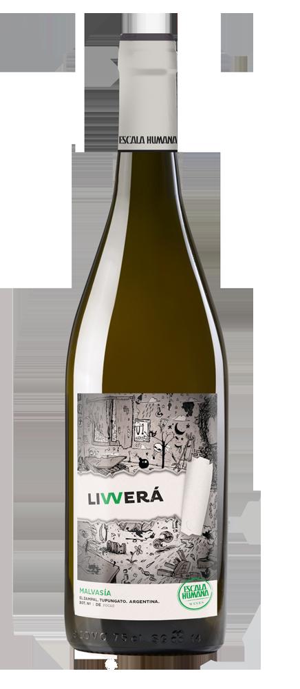 Escala Humana Wines LIVVERÁ Malvasía Bottle Preview