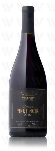 Westcott Vineyards Reserve Pinot Noir