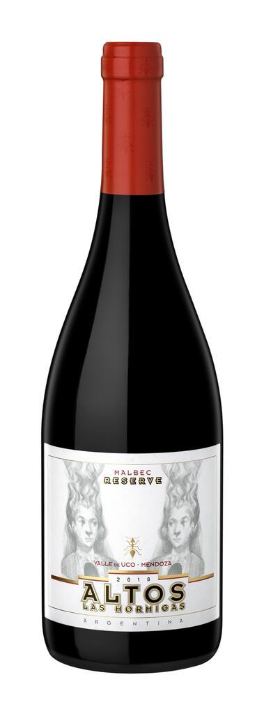 Altos Las Hormigas Reserve Bottle Preview