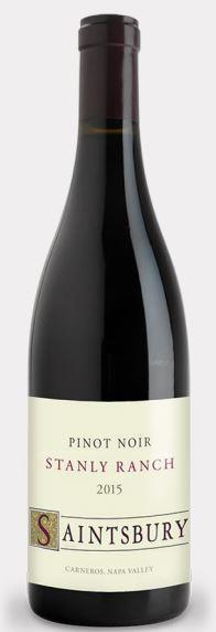 Stanly Ranch Dijon 115 Pinot Noir Bottle