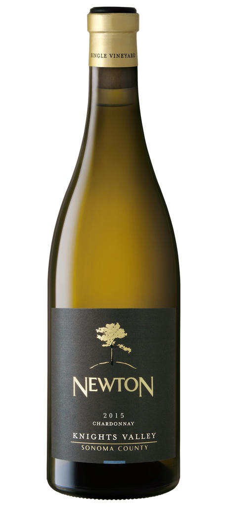 Newton Vineyard Single Vineyard Chardonnay, Knights Valley Bottle Preview