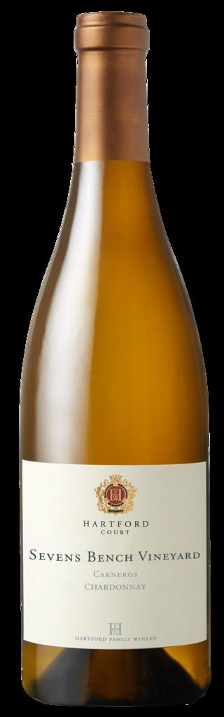 Hartford Family Winery Hartford Court Sevens Bench Vineyard Chardonnay Bottle Preview