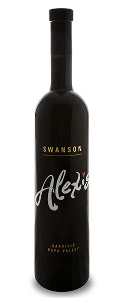 Swanson Vineyards Alexis Red Blend Bottle Preview