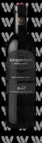 Konzelmann Estate Winery Merlot Family Reserve
