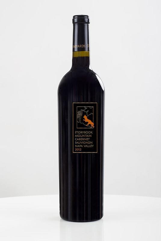 Storybook Mountain Vineyards Cabernet Sauvignon Bottle Preview
