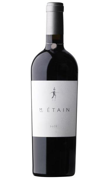 Scarecrow Wine M. Étain Bottle Preview