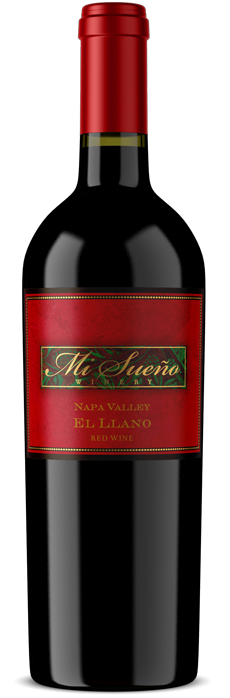 Mi Sueño Winery El Llano Red Wine Blend Bottle Preview