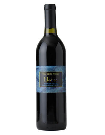 Tom Eddy Winery Elodian Napa Valley Cabernet Bottle Preview