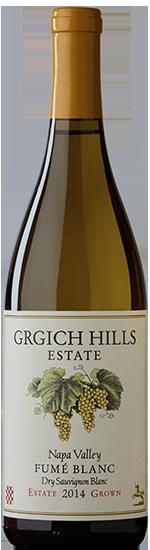 Grgich Hills Estate Fume Blanc, Napa Valley Bottle Preview