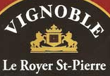 Vignoble Le Royer St-Pierre Logo