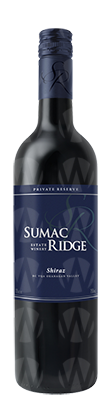 Sumac Ridge Estate Winery Shiraz