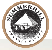 Summerhill Pyramid Winery Logo