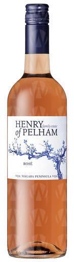 Henry of Pelham Family Estate Winery Rosé