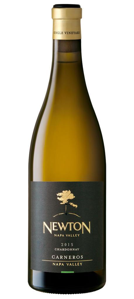 Newton Vineyard Single Vineyard Chardonnay, Carneros Bottle Preview