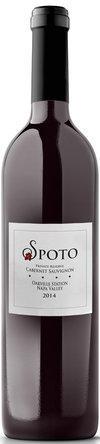 Spoto Family Wines Private Reserve Cabernet Sauvignon Bottle Preview