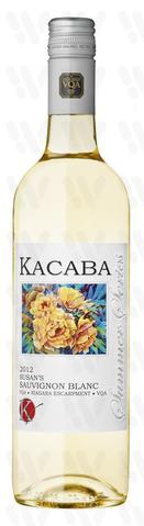 Kacaba Vineyards and Winery Susan's Sauvignon Blanc