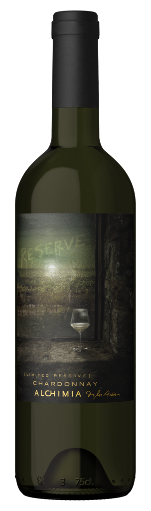 Alchimia Wines Limited Edition Chardonnay Bottle Preview