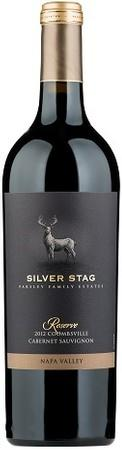 Silver Stag Winery Silver Stag Reserve Cabernet Sauvignon Bottle Preview