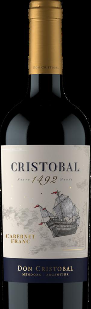 Bodega Don Cristobal Cristobal 1492 Cabernet Franc Bottle Preview