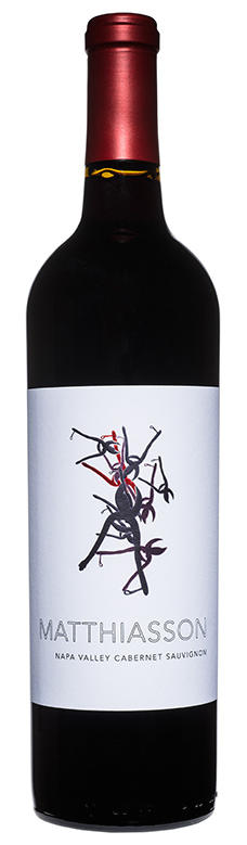Matthiasson Wines Napa Valley Cabernet Sauvignon Bottle Preview