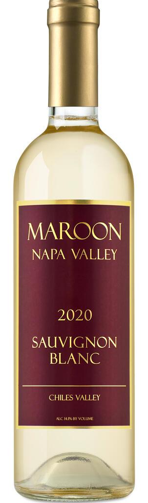Maroon Wines Sauvignon Blanc Bottle Preview