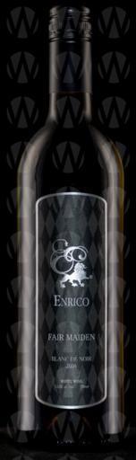 Enrico Winery Fair Maiden Blanc de Noir