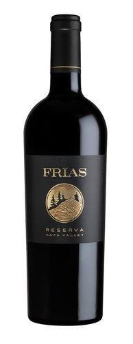 FRIAS Family Vineyard RESERVA Spring Mountain Cabernet Sauvignon Bottle Preview
