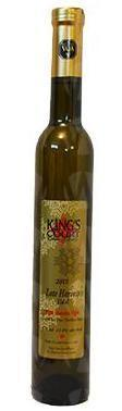 King's Court Estate Winery Vidal Late Harvest