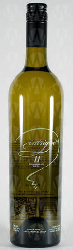 Intrigue Wines 11 White Blend