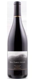 Hill Family Estate Clarke Vineyard Syrah Bottle Preview