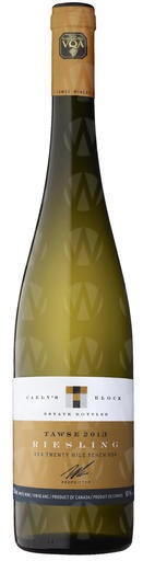 Tawse Winery Riesling - Carly's Block