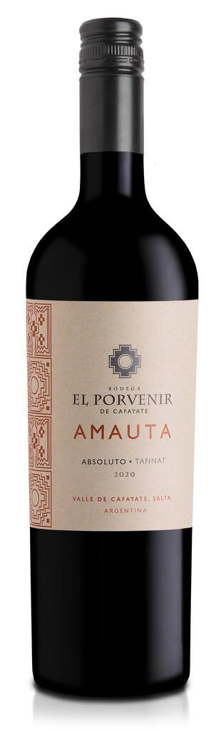 El Porvenir - Amauta Absoluto Tannat Bottle