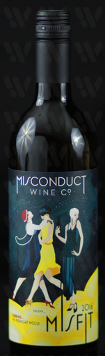 Misconduct Wine Co. Misfit