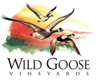 Wild Goose Vineyards Logo