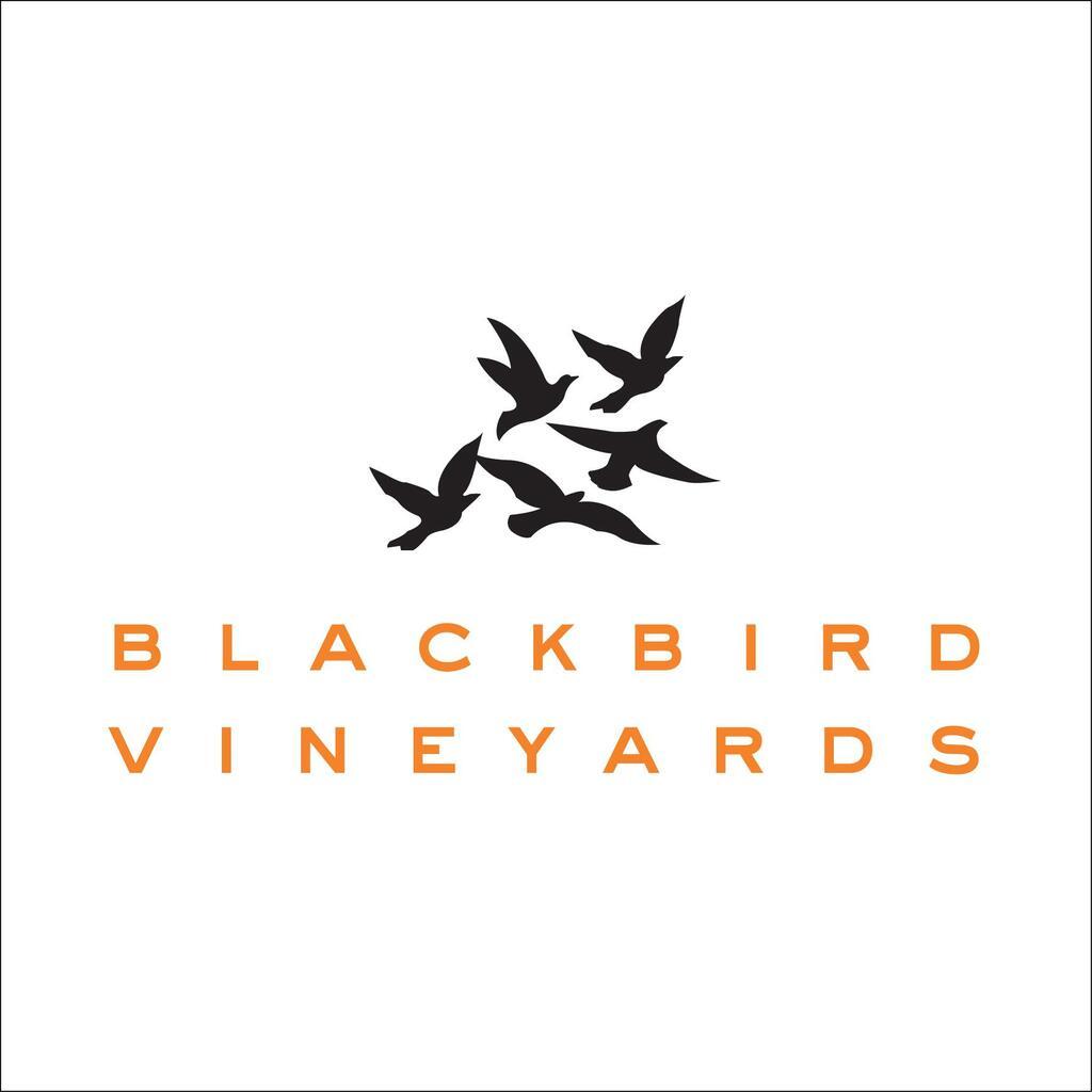 Blackbird Vineyards Logo